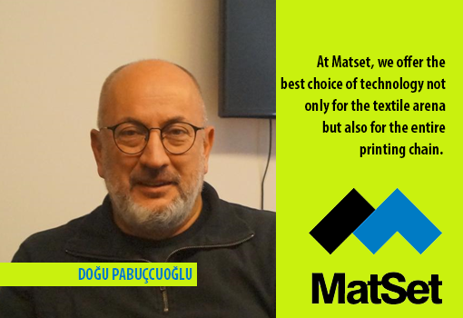 Kornit Expands Digital Textile Production-On-Demand Capabilities İn Turkey With Matset Partnership