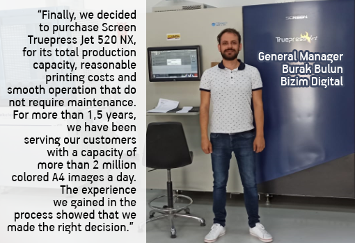 Turkey's First Commercial and Color Continuous Production Press