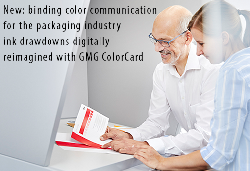 Ink Drawdowns Digitally Reimagined With GMG Colorcard