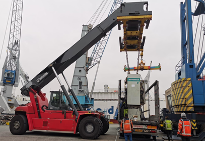 First joint GWS – manroland Goss press relocation project on the way