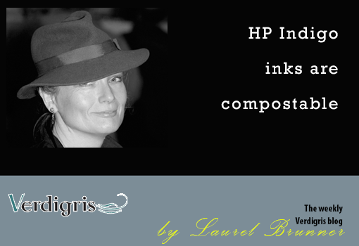 HP Indigo Inks are Compostable